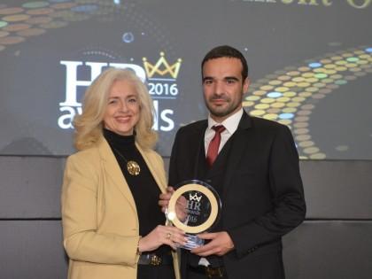 Βράβευση της SUNLIGHT στα HR Awards