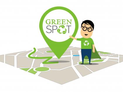 Green Mission: «Green Spots», σημεία συλλογής μπαταριών αυτοκινήτων